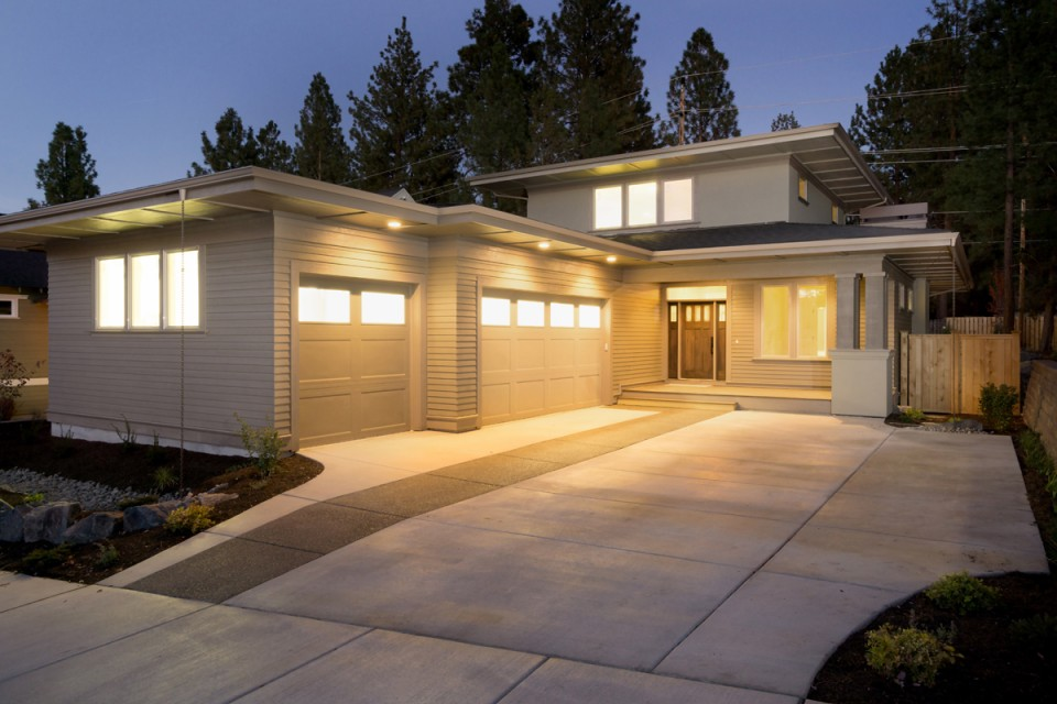 Prairie house plan bend oregon work simple 1 800sf prairie for Oregon house plans