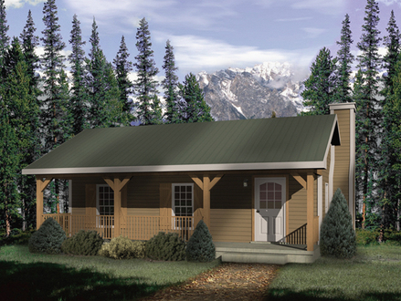 Rustic Country Cabin Plans Rustic Log Cabin Plans