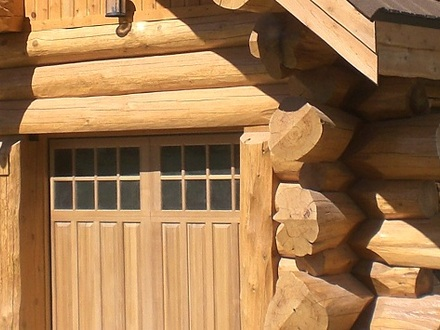 RV Garage with Apartment Log Garage with Apartment Plans