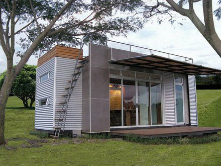 Shipping Container Tiny House On Wheels Shipping Container Tiny House