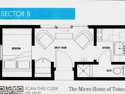 Simple Small House Floor Plans Micro Homes Floor Plans
