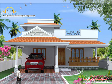 Small Cottage House Plans Small House Plans Kerala Style