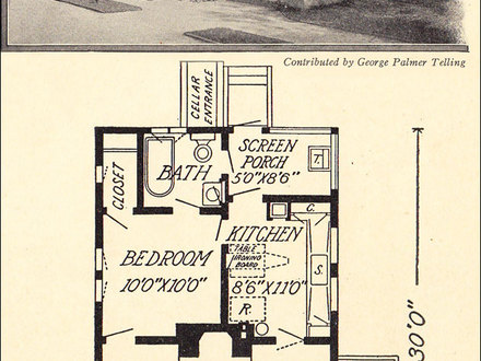 Small Cottage House Plans with Loft Small Cottage House Plans 600 Sq FT