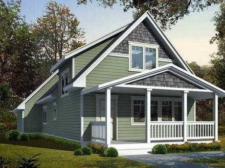 Southern Cottage Single Story House Plans Small Country Cottage House Plans