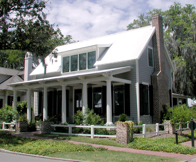 Southern Country Cottage House Plans Southern Country Farmhouse Plans
