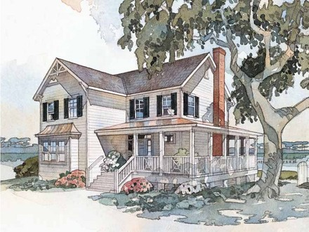 Southern Living House Plans Farmhouse Cabin House Plans Southern Living