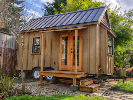Sweet Pea Tiny House Plans Houses On Wheels Tiny Home