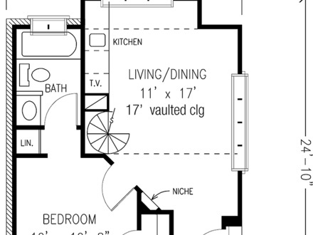 1 Bedroom Cottage House Plans Small House Floor Plans 2 Bedrooms