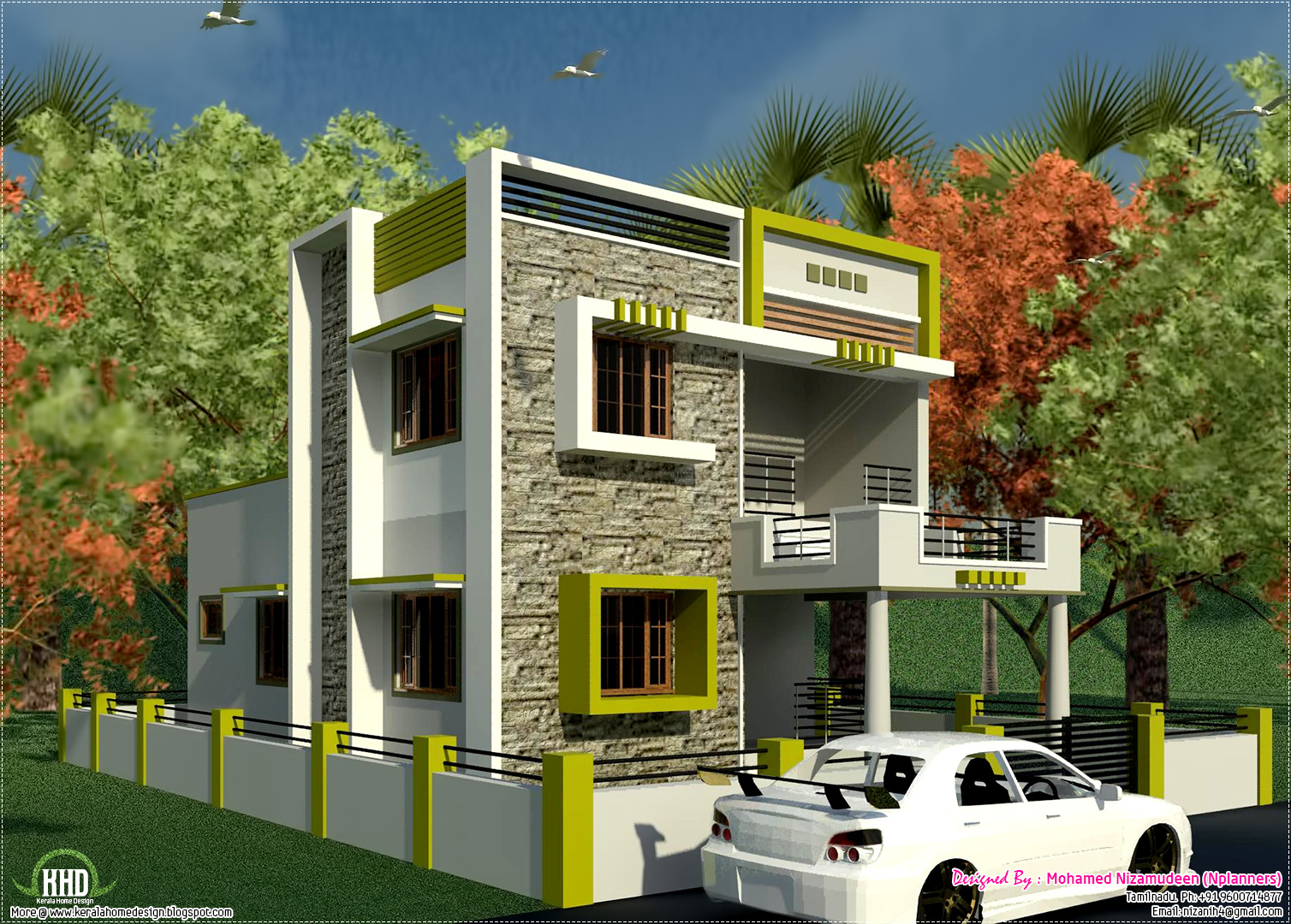 2 bedroom house indian south indian style house plans for 2 bhk house plans south indian style
