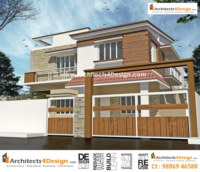 2400 Sq Ft House Plans 2400 Sq FT Architectural House
