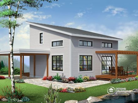 Affordable Modern House Zen House Design Philippines