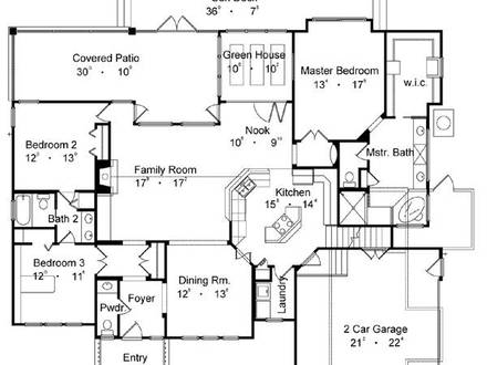 Best Little House Plan Simple Small House Floor Plans