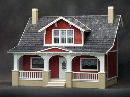 Sears craftsman home plans old sears roebuck home plans for Build your own bungalow