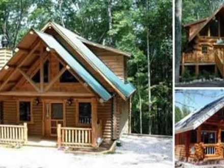 Build Your Own Log Cabin for Under 15000 Build Your Own Car