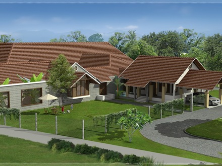 Bungalow House Plans in India Luxury Bungalow House Plans