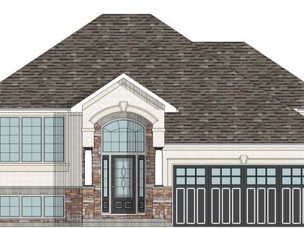 Country Bungalow House Plans Raised Bungalow House Plans