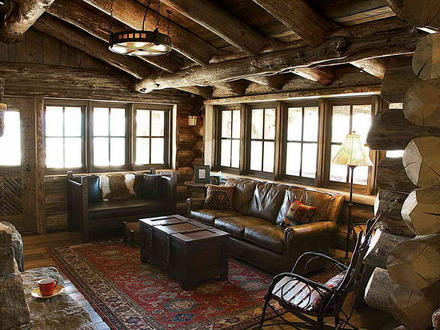 Country Style Living Rooms Rustic Style Living Room Furniture