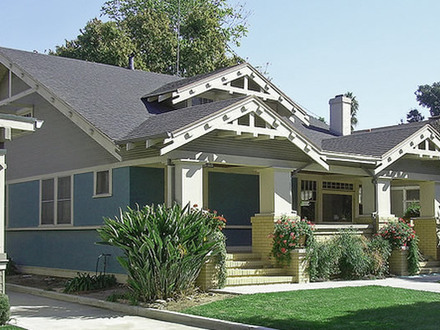 Craftsman House Plans Designs Craftsman Style House Plans with Porches