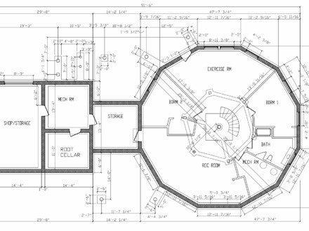 Drawings of House Foundation Plans Drawings of House Foundation Plans