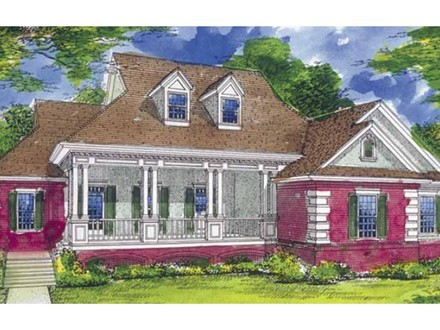 English Country Homes Front Porch Country House Plans Free
