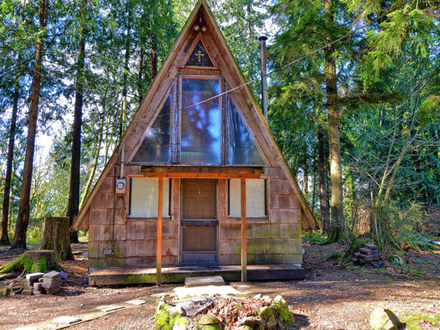Frame a Small Cabin Plans A Frame Small Cabins Tiny Houses