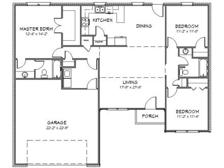 Free small house plans diy free small house plans home for Free house plan maker