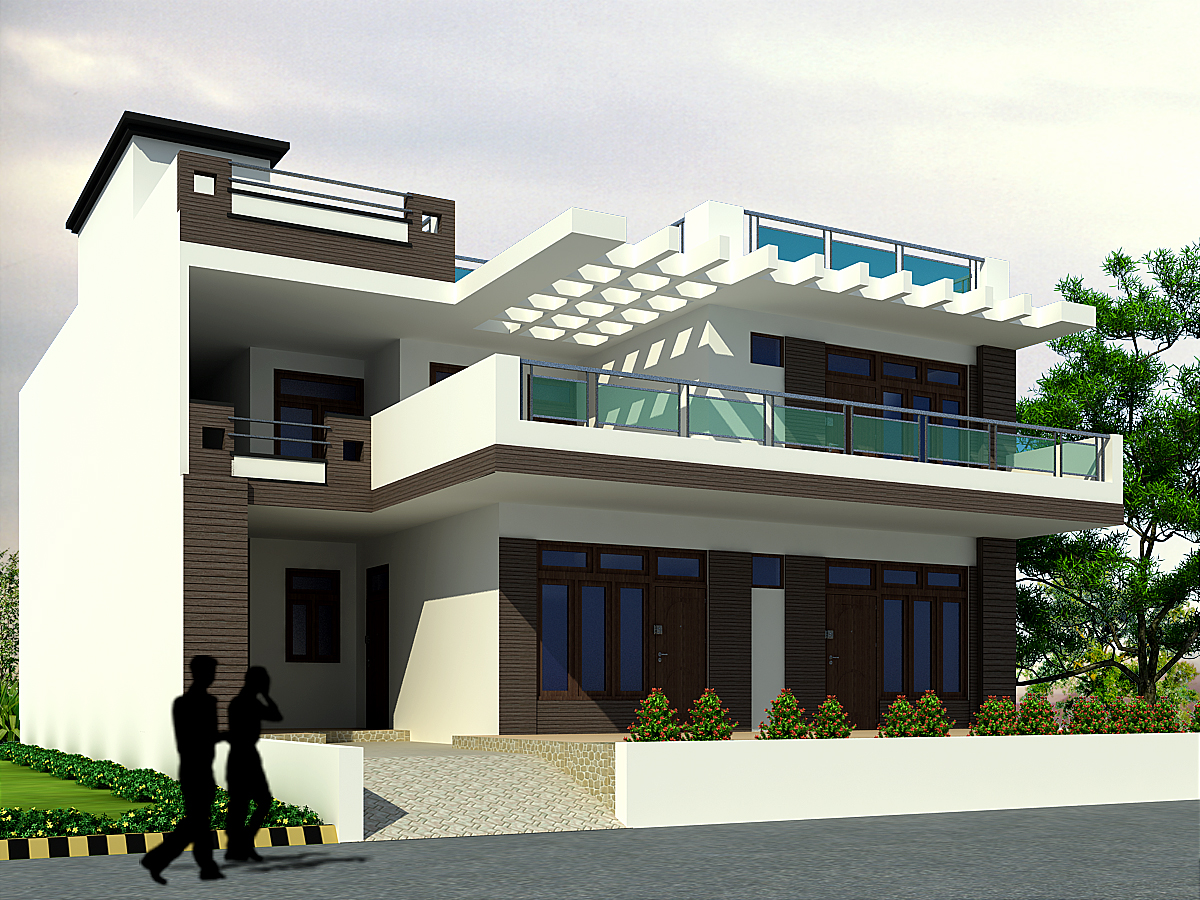 House designs front entry new houses front design front for Exterior front view house design