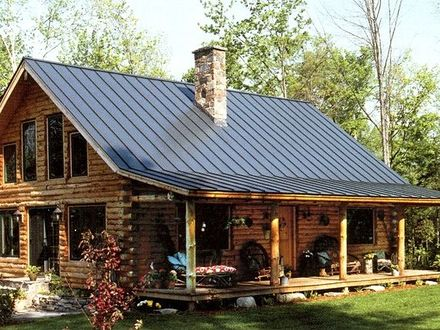 House Plans Country Home Adirondack Country Log Homes