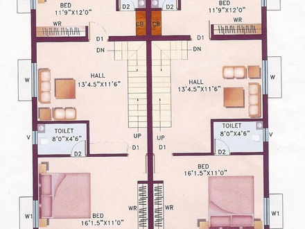Indian House Designs and Floor Plans Modern Indian Houses