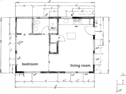 Inexpensive Small Cabin Plans Small Cabin Plans Under 600 Sq Feet