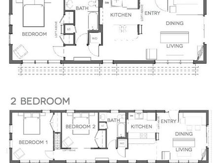 Inside Tiny Houses Tiny House Floor Plans 1000 Sq FT