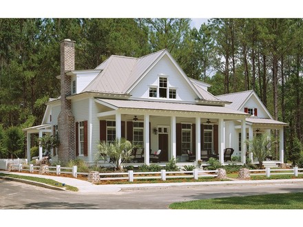 Large Southern Home Floor Plans Floor Plan Southern Living Cottage of the Year