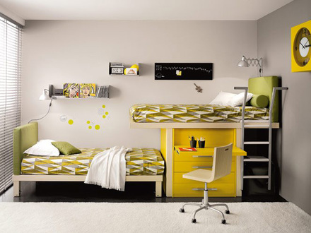 Loft Beds for Small Rooms Loft Bed Ideas for Small Spaces