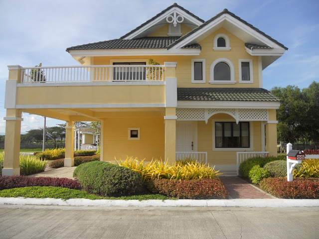 Model house camella homes philippines camella homes floor - Camella homes bungalow house design ...