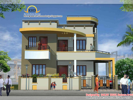 Modern Duplex Design Duplex House Elevation Designs