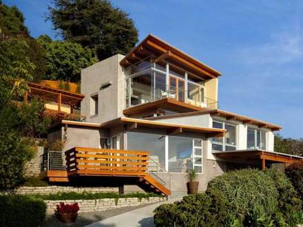 Modern Houses That Are Modern House On Hill