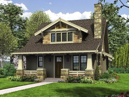 Modern Ranch Style House Plans Craftsman Style Bungalow House Plans