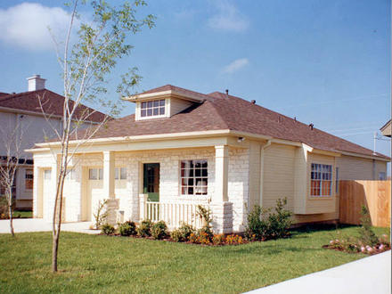 One Story House Plans with Porches Small One Story House Plans