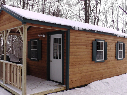 Prefab Hunting Cabins Small Cabin Plans