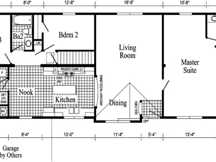 Ranch Style House Floor Plans Gothic Victorian House