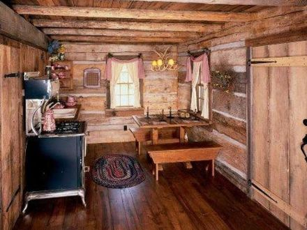 Rustic Home Furnishings for Cabins Small Rustic Cabin Decorating Ideas