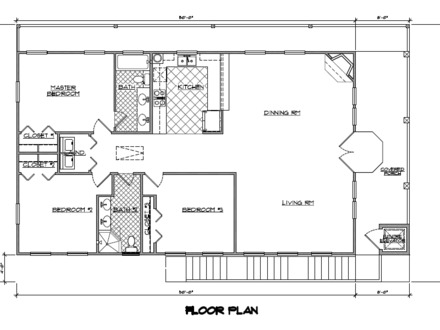 Simple House Plans 1500 Square Foot 1500 Square Feet House Plans