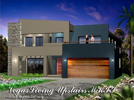 Single House Design Living Upstairs House Design