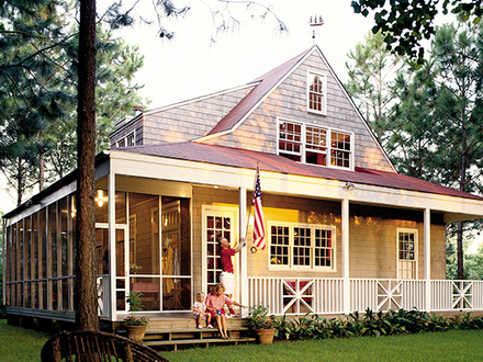 Small Cottage House Plans with Loft Small Cottage House Plans Southern Living