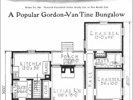 Small Craftsman Cottage Small Craftsman Bungalow House Plans