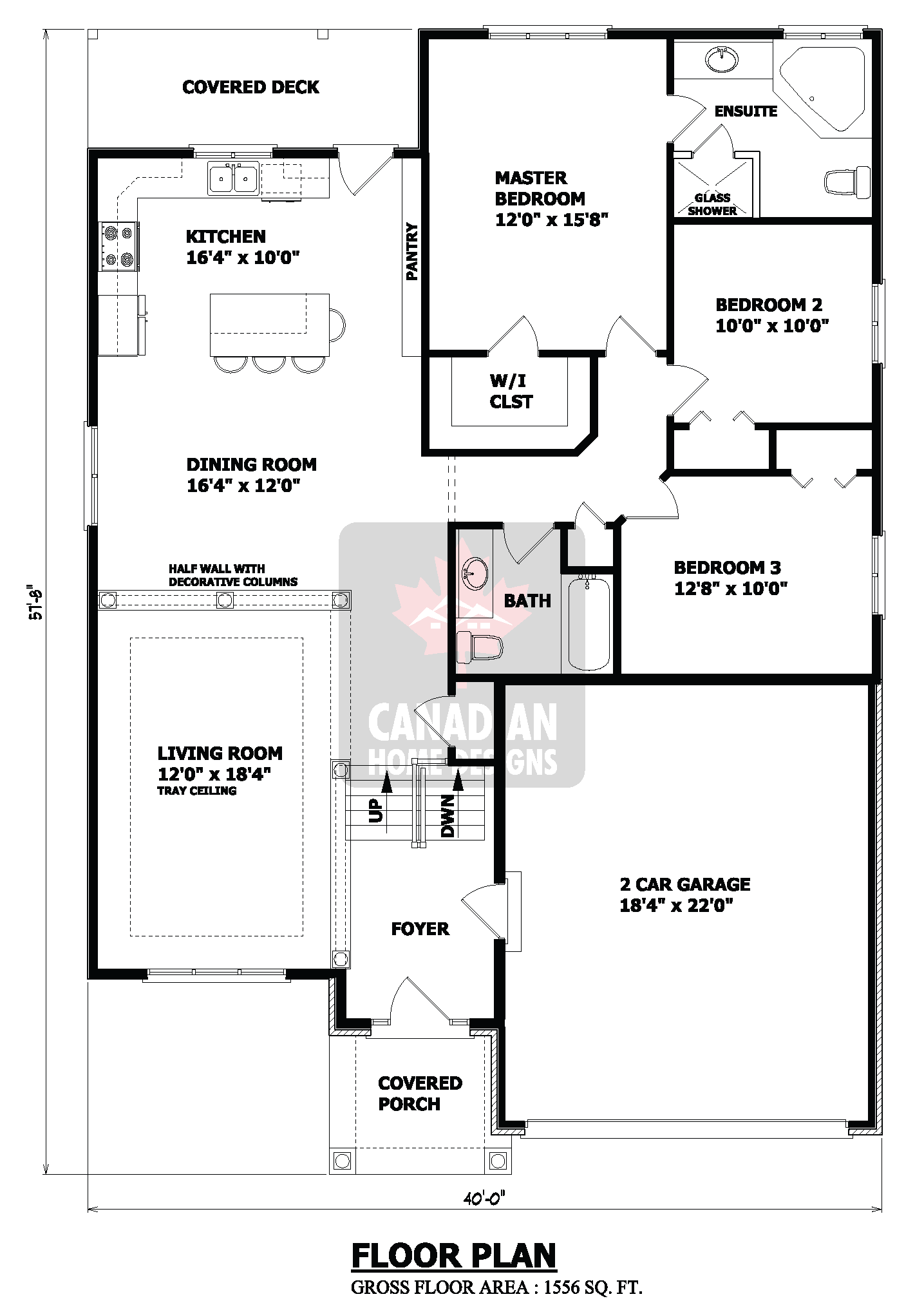 Small Guest House Floors Free Small House Floor Plans