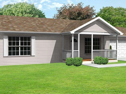 Small Home House Plan Micro Homes Living Small Floor Plans