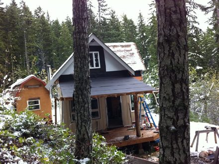Small Off-Grid Cabin Plans Building Off Grid Cabin
