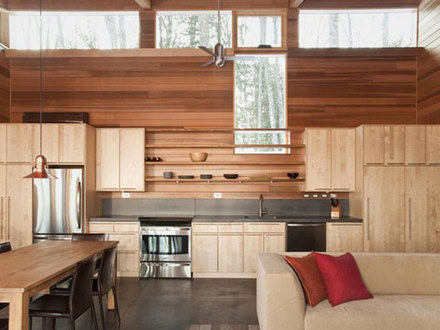 Small One Room Cabin Interior Designs One Room Hunting Cabins