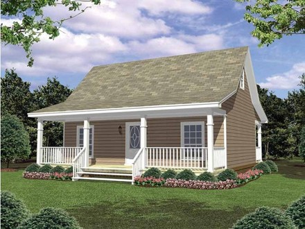 Small Stone House Plans Small Country House Plans